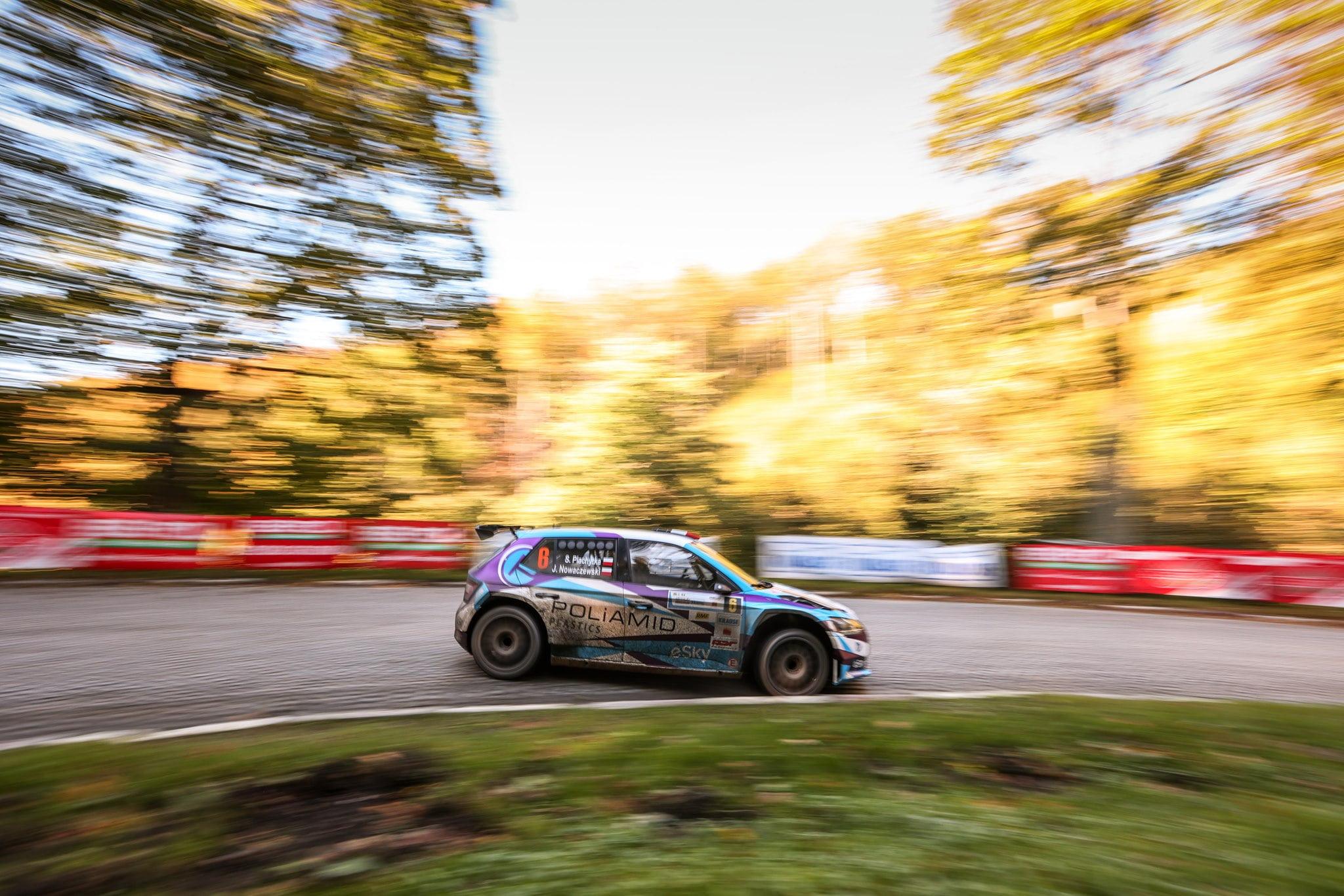 Poliamid Rally Team Fabia R5 2020